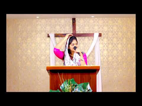 WHAT'S YOUR VISION IN LIFE ? | POWERFUL SERMON BY Sis  DIVYA DAVID