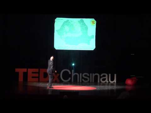 The Romanian Emergency System. Why this way?: Raed Arafat at TEDxChisinau