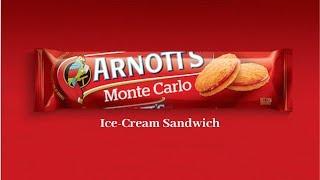 Monte Carlo Ice-Cream Sandwich