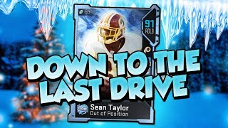 Madden 19 Ultimate Team :: OOP S.Taylor Debut! Game Comes Down to FINAL DRIVE :: Madden 19 MUT