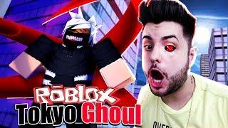 PRIMEIRA VEZ NO RO GHOUL !! - TOKYO GHOUL (Roblox)