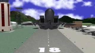 F-15 Strike Eagle III Title Sequence