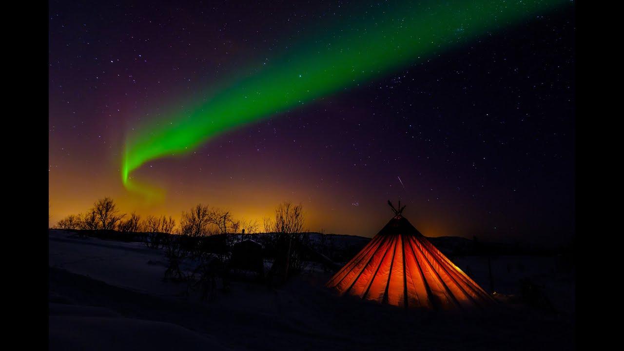 Cómo fotografiar Auroras Boreales y el cielo estrellado
