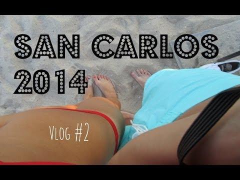 De Vagos En San Carlos Sonora 5/2014 Vlog #2
