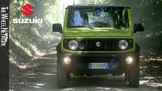 Suzuki Jimny at the Suzuki 4x4 Rally Event in Italy