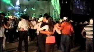 segunda parte de baile en ocampo con conjunto agua azul