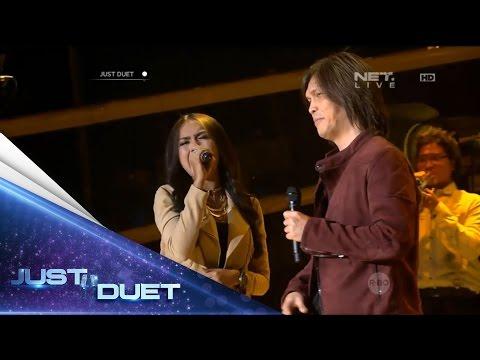 Wow! Desta & Once sings Anak Jalanan by Gito Rollies - Live Duet 01 - Just Duet