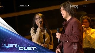 Wow! Desta & Once sings Anak Jalanan by Gito Rollies - Live Duet 01 - Just Duet