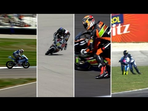 Track action 2013 - Best Moto3™ saves