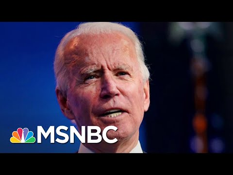 Biden Warns Trump's Transition Delays May Cause Deaths | The 11th Hour | MSNBC