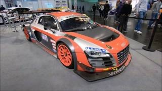 AUDI R8 LMS ULTRA RACING CAR WALKAROUND
