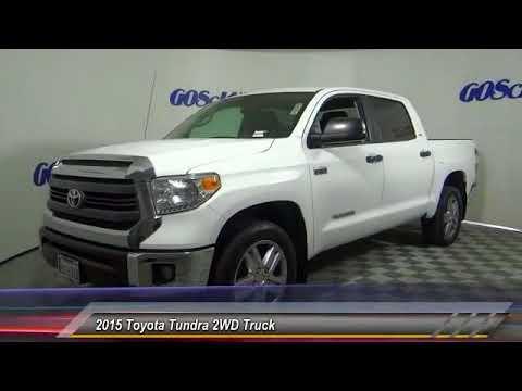 2015 Toyota Tundra 2WD Truck HEMET BEAUMONT MENIFEE PERRIS LAKE ELSINORE MURRIETA 121382
