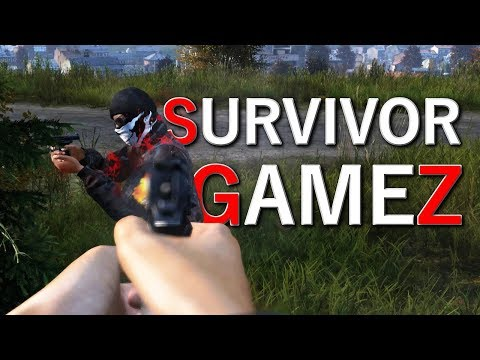 DayZ's Battle Royale! FIRST WIN And Is It Any Good?