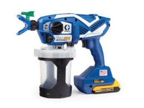 Graco handheld pump replacement