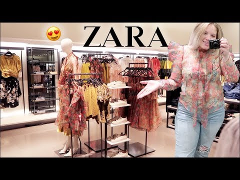 New Collection ZARA SHOPPING VLOG & TRY ON (Gorgeous!)