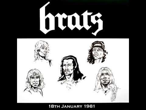 Brats - CBS Demo - Copenhagen 1981/01/18