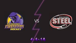 April 6, 2018 vs Chicago Highlights