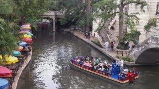 What To Do In San Antonio Texas - The River Walk Attracts Mill…