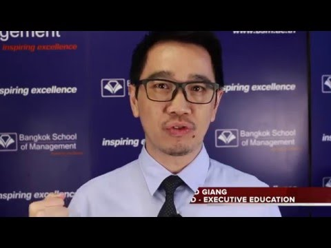 Introduction to the MBA Program by IPE and BSM