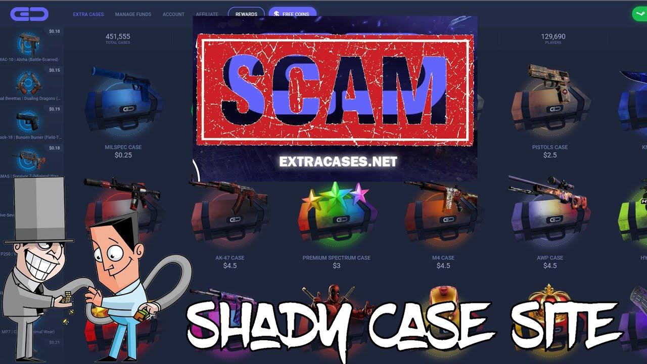 Csgo Case Opening Sites