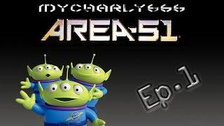 El inicio de una historia antigua   Area 51  PC  Gameplay Español Ep. 1