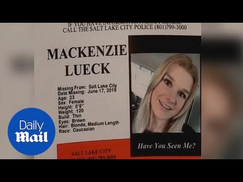 Ex-Army IT Specialist Charged With Murder Of Mackenzie Lueck