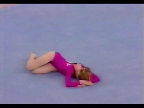 Australia FX - 1998 Commonwealth Games (Team Final)