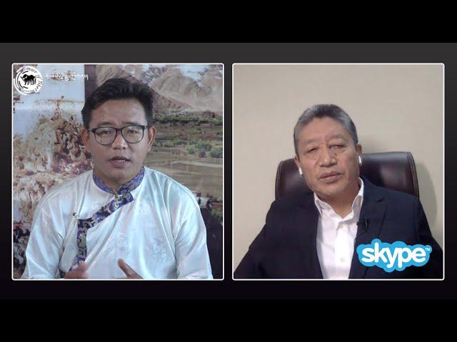 My Sikyong: Ngodup Dongchung and his Vision