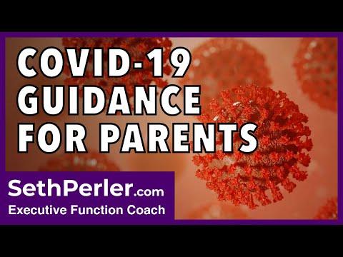Debbie Reber & Seth Perler Parent Guidance During This Difficult Time
