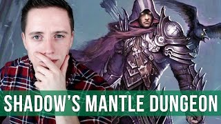 diablo 3 shadow s mantle set dungeon guide