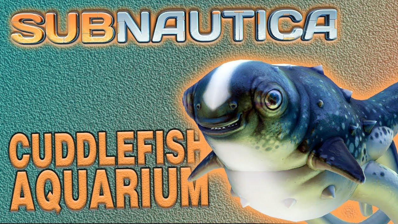 how to get a cuddlefish subnautica
