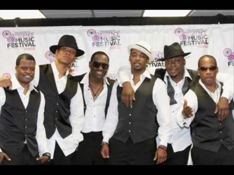 "New Edition Tribute ""Oh Yeah, It Feels So Good"""