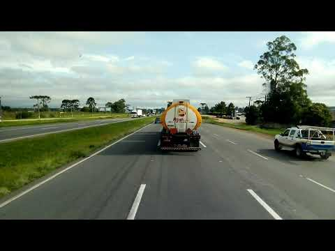 Curitiba Br 116 X Rodovia Do Xisto São Mateus Do Sul Posto Amigão