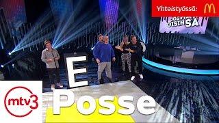 Jos mä oisin sä - Antti Holma ja Riku Nieminen | POSSE3 | MTV3