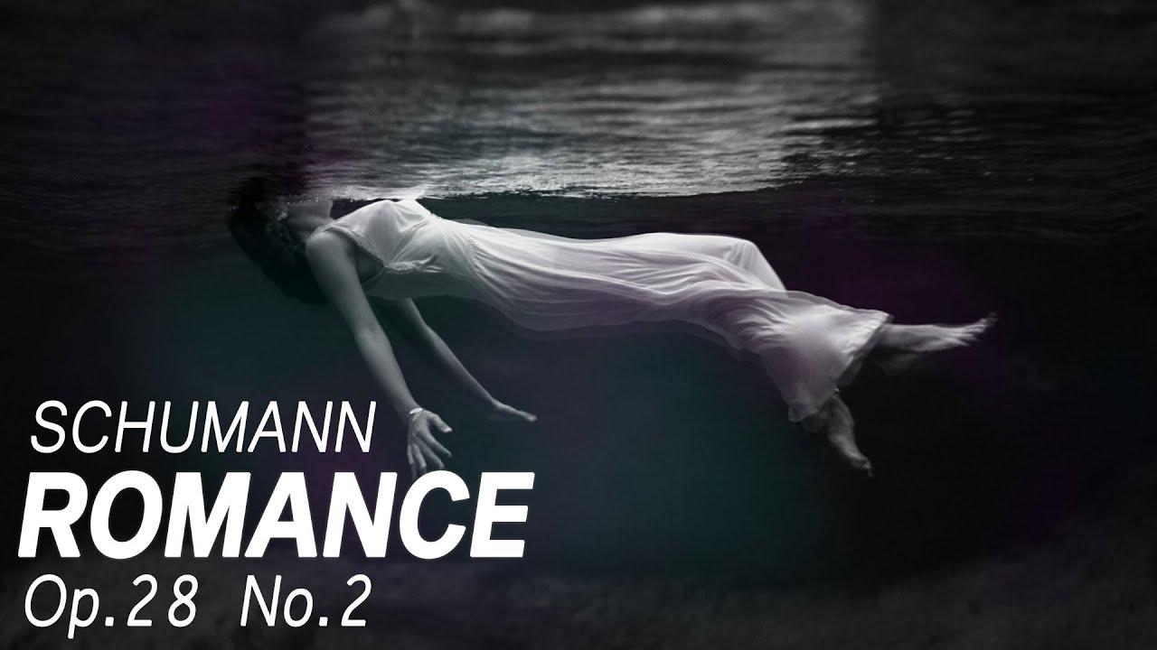 Schumann: Romance Op.28 No.2 | Underwater Piano Version by Leo Sestili
