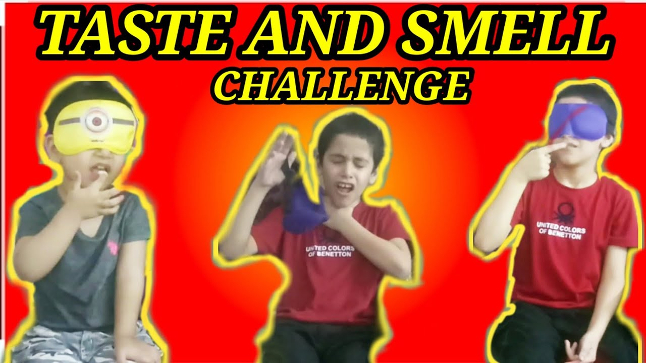 Download Taste and Smell Challenge # Blindfold Challenge # Bloopers # Rishan and Prahan Show