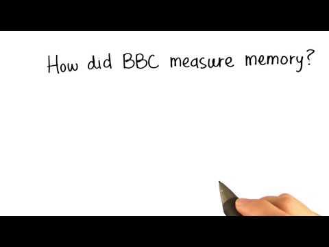 BBC Measurement - Intro to Descriptive Statistics