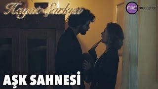 Hayat Şarkısı Hülya Kerim Aşk Sahnesi (SANSÜRSÜZ) - Sezen Aksu Keskin Bıçak