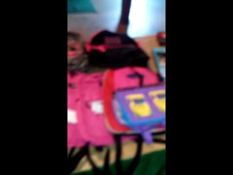 Afcom backpack drives
