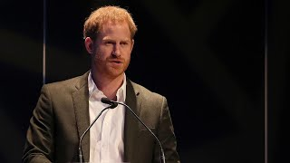 video: 'Call me Harry', Duke of Sussex tells public on one of his last royal engagements
