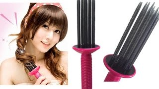 Airy Curl Styler Review