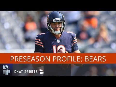 NFL Preseason Profile: Chicago Bears - Training Camp, Schedule, & Rumors