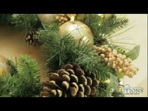 holiday decorating ideas simplify the holidays solutionscom - Simplify Christmas Decorating