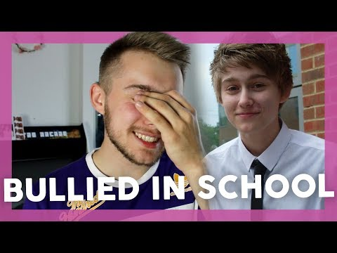 BULLIED FOR BEING LGBT