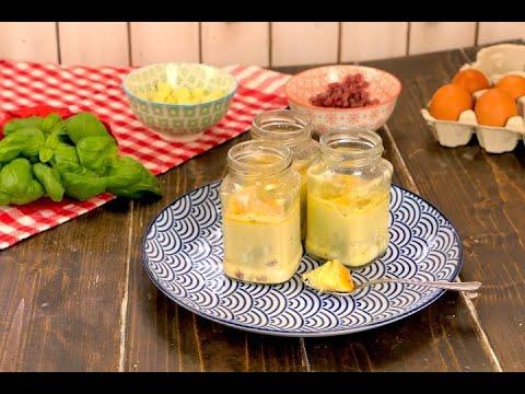 Mason Jar Omelettes: easy, fast and super tasty!