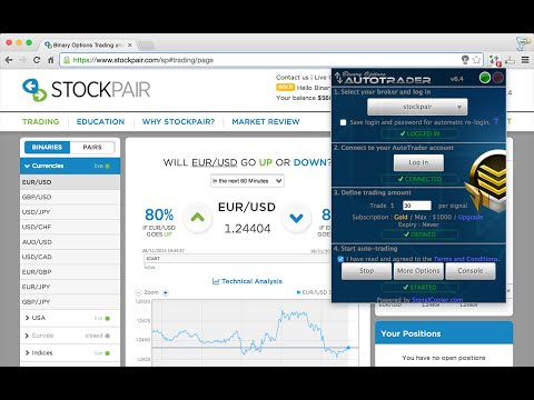Binary Options Auto Trader