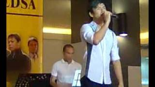 Download christian bautista at sm north annex MP3 song and Music Video