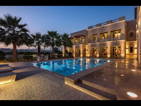 Sector P Villa, Emirates Hills, Dubai, UAE | Gulf Sotheby's International Realty
