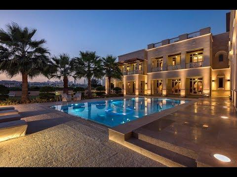 Stunning Emirates Hills Villa, Dubai, United Arab Emirates | Gulf Sotheby's International Realty