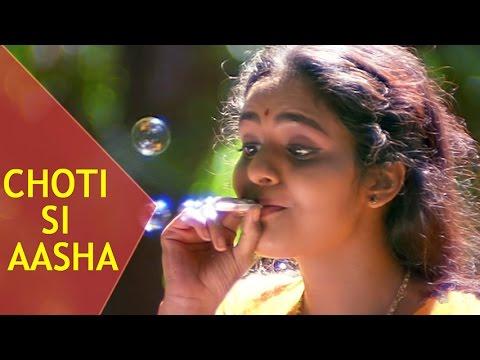Choti Si Aasha Full Song with Arabic Subtitle | Roja Movie